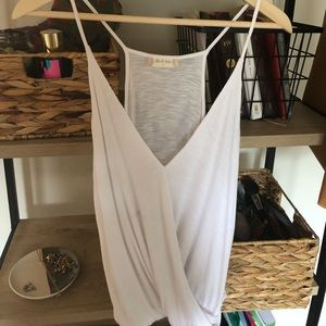 Criss-Cross bottom Tank